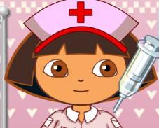 Даша медсестра