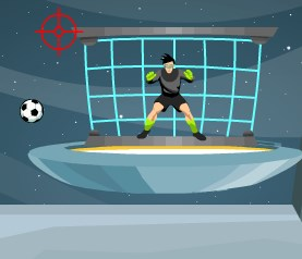 Космический футбол