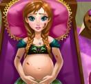 Беременная Анна
