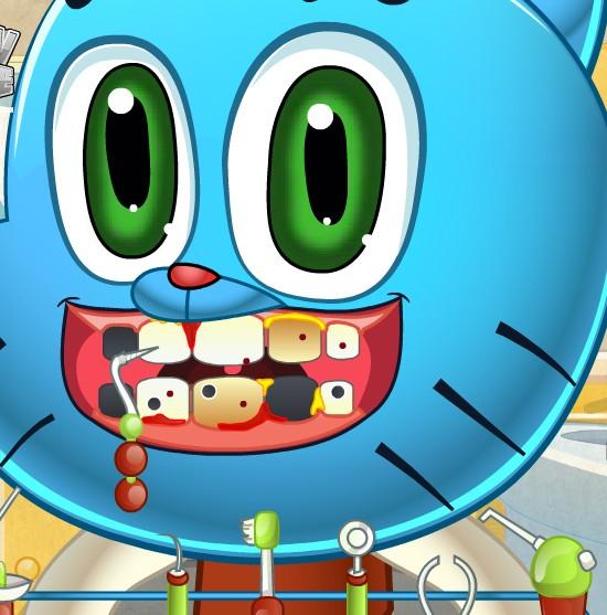 Гамбол у дантиста