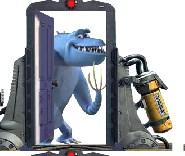 Университет монстров нужные двери