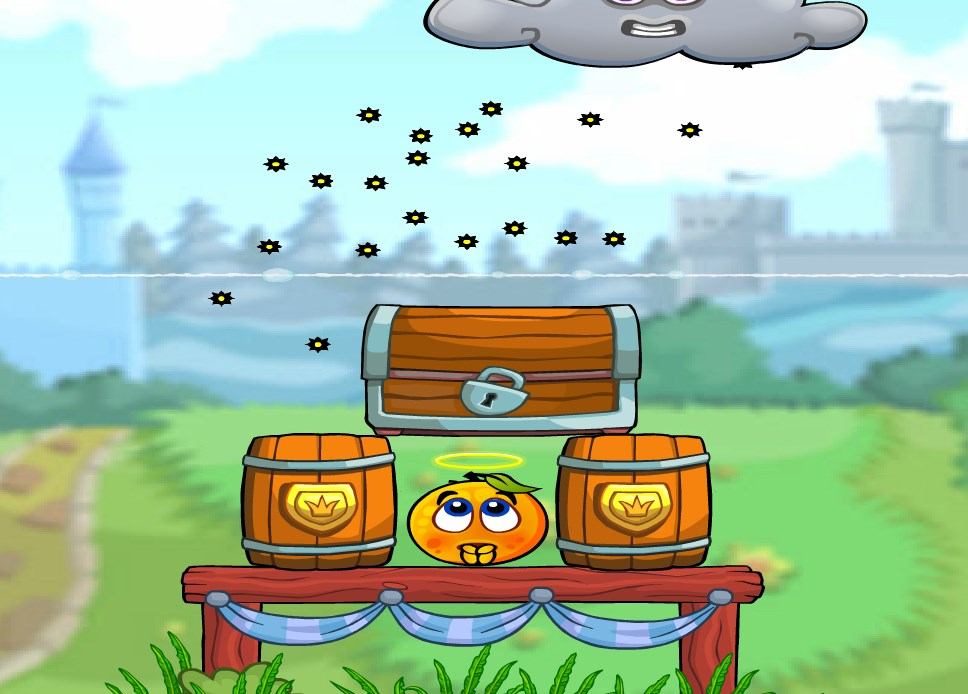 Путешествие апельсина