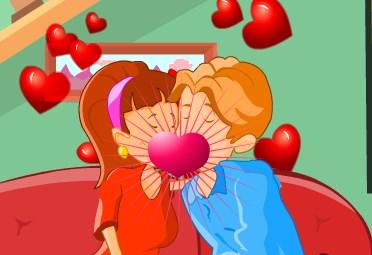 Время сладких поцелуев