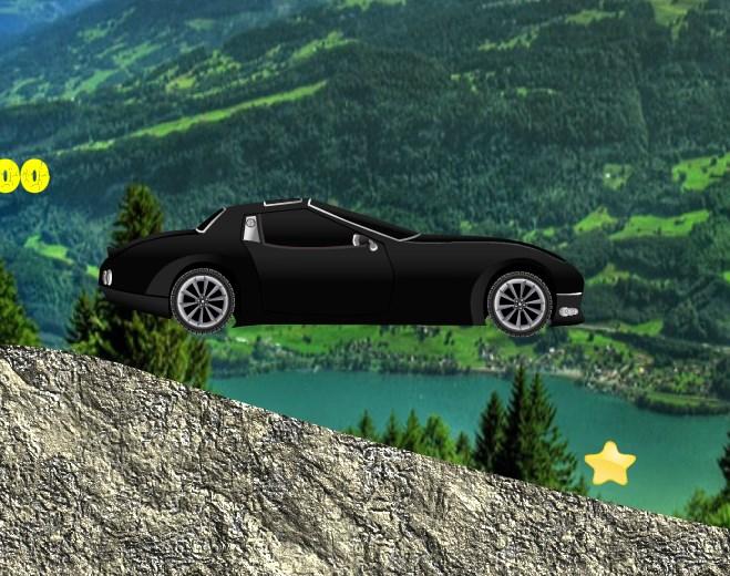 Гонка в Альпах