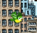Городская птичка