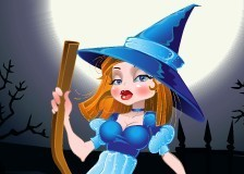 Найди отличия - Хэллоуин