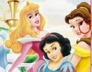 Найди отличия - принцессы Диснея