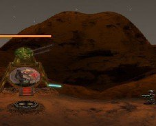 Последняя башня Марса