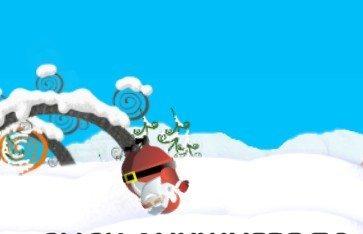 Санта может летать!