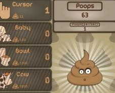 Какашка кликер (Poop Clicker)
