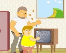 Поломай телевизор