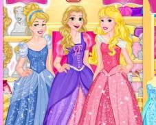 Шопинг принцесс Диснея к выпускному