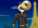 Одевалка кота — Леди Баг