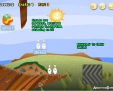 Игра Bowlees онлайн