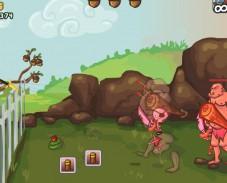 Игра Защити свои орехи онлайн