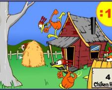 Игра Убить курицу онлайн
