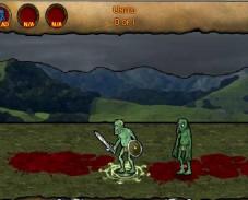 Игра Рыцарь Зомби онлайн