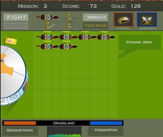 Игра Чингиз Хан онлайн