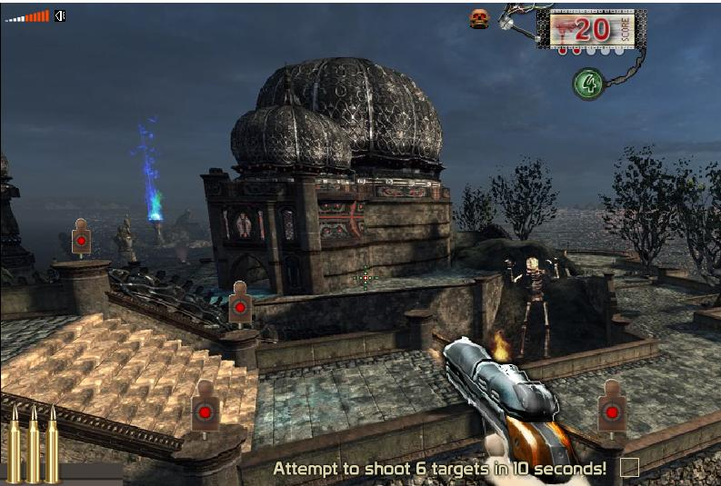Игра Kill Shot онлайн