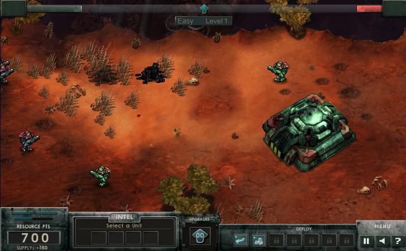 Игра Armor Robot War онлайн