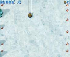 Игра С горы на санях онлайн