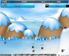 Игра Бойня пингвинов онлайн