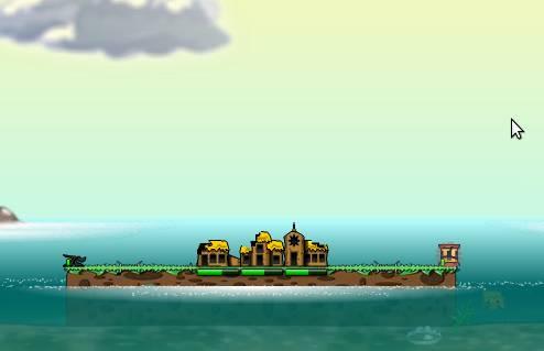 Игра Империя на острове онлайн