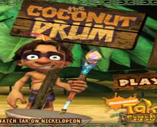 Игра Кокосовый барабан онлайн