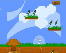Игра Кролик пьяница онлайн