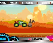 Игра Мего грузовик 2 онлайн
