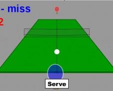 Игра Настольный теннис онлайн