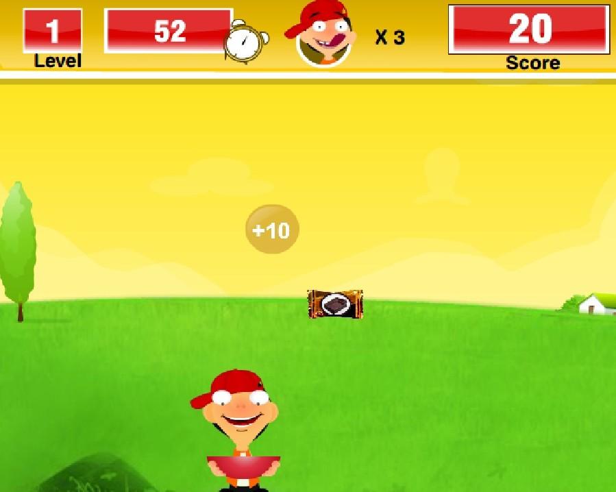 Игра Небесные конфеты онлайн