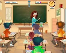 Игра Непослушный класс онлайн
