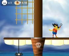Игра Пират Пук онлайн