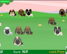 Игра Потерялся Щенок онлайн
