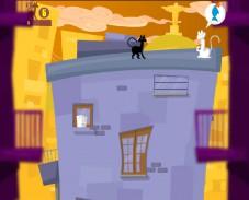 Игра Прыгающий кот онлайн