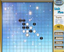 Игра Пять в ряд онлайн