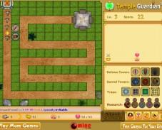 Игра Страж храма онлайн