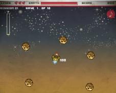 Игра Метеоритная война онлайн