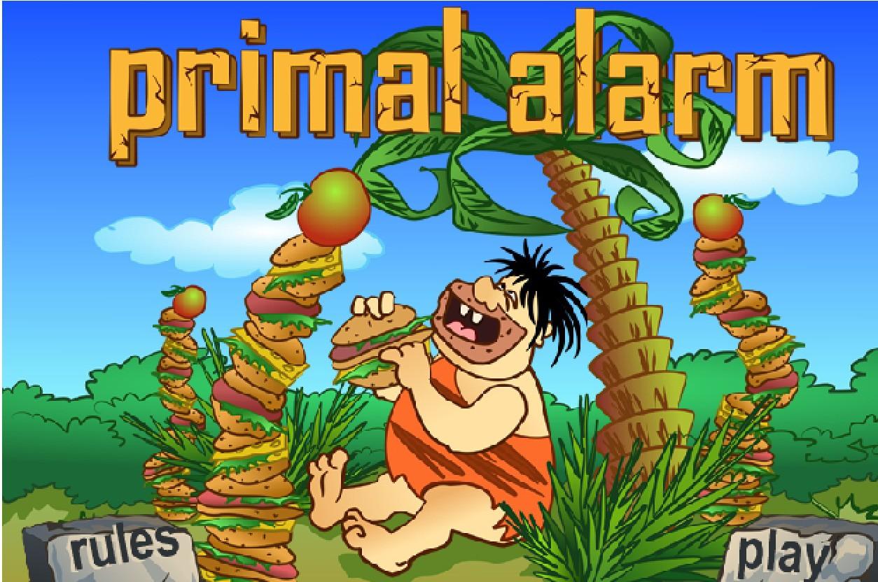 Игра Primal Alarm онлайн