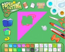 Игра Paper Cutting онлайн
