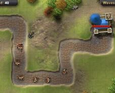 Игра Орки против людей онлайн