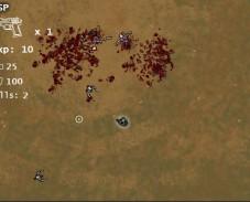 Игра Zombie Rampage онлайн