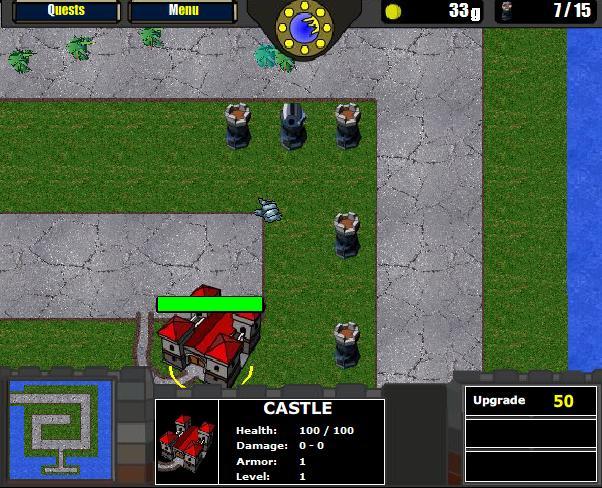 Игра FlashCraft онлайн