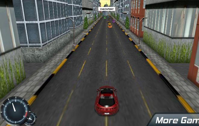 Игра Городское безумие онлайн