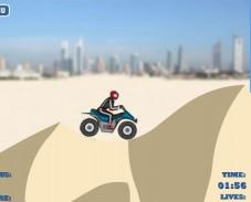Игра Гонки на квадроциклах онлайн
