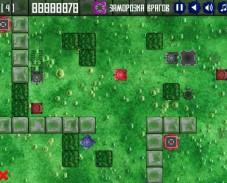 Игра Безумные танки онлайн