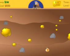 Игра Gold miner онлайн