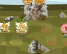 Игра Ангелы против демонов 2 онлайн