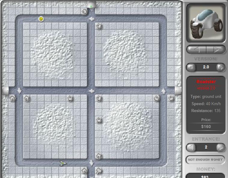 Игра AntiTD онлайн